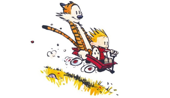 Calvin and Hobbes - Harper Media